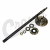 "(2) Drivers Side Axle Shaft Kit, 33-1/2"" In Length, For 76-79 Jeep CJ-5 & CJ-7 with AMC Model 20 Quadra-Trac Rear Axle"