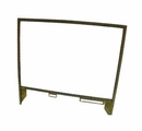 2) Left Side Door Window Frame & Glass Assembly for all 2.5 and 5 Ton Series, 7529304