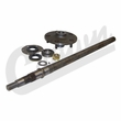 "(2) Passenger Side Axle Shaft Kit, 29-1/4"" in Length, For 76-83 Jeep CJ-5 & 76-81 CJ-7 with AMC Model 20 Rear Axle"