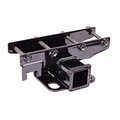 2-Inch Receiver Hitch, 07-17 Jeep Wrangler by Rugged Ridge