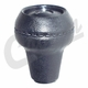 Shift Knob no Pattern 1980-1995 Jeep Models, fits T4, T5, T-176 Transmissions & Dana 300, NP208, NP231 Transfer Cases