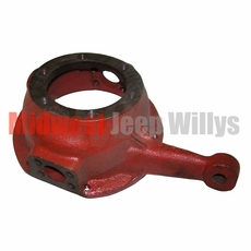 20) Steering Knuckle, Left Side, Fits 1946-71 Jeeps with Dana 25 & 27 Front