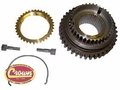 22) T150 Synchronizer Assembly 2nd & 3rd Gears, All Jeeps with T150 Manual Transmission    J8126235