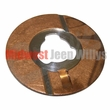 "22) Thrust Washer for 3/4"" Intermediate Shaft, fits 1941-46 MB, GPW, CJ2A with Dana Spicer 18 Transfer Case"