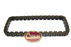 "23) Drive Chain, Jeep Cherokee 1987-2001, Grand Cherokee 1993-2004 with NP-242 Transfer Case. This chain has 36 Links and 1"" Width"