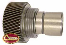26) Input Gear, Jeep Cherokee 1994-2001, Grand Cherokee 1997-1998 with NP-242 Transfer Case