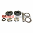 3) Differential Spider Gear Kit, Dana 44 W/ Tapered Axles, 19 Spine, 1952-1964 Pick-Up Truck, Station Wagon, 1953-1969 CJ3B, CJ5, CJ6