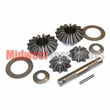 3) Differential Spider Gear Set, Dana Model 23-2 Axle, 1941-1945 Willys MB, Ford GPW