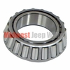 4) Differential Carrier Bearing, Dana Model 23-2 Axle, 1941-1945 Willys MB, Ford GPW