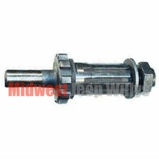 4) Front Output Clutch Shaft, fits 1941-71 Jeep & Willys with Dana Spicer 18 Transfer Case