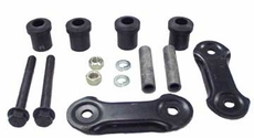 Front or Rear Spring Shackle Kit, fits 1987-1995 Jeep Wrangler YJ