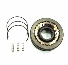 6) 5th Synchronizer Assembly with T5 Transmission 1982-1986 Jeep CJ