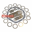 6) Differential Side & Pinion Bearing Shim Kit, Dana 44 Rear Axle, Fits 1946-1969 Jeep & Willys