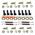 "Brake Hardware Kit for 1941-1953 Willys Jeep MB, GPW, CJ2A, CJ3A, M38 with 9"" Brakes"