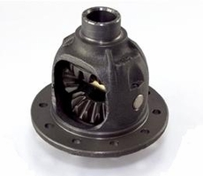 7) Differential Case Assy (4.10) Model 30 Front Axle Jeep Wrangler (1987-1990)  Jeep Cherokee (1984-1989)