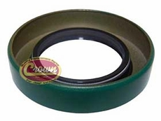 14) Output Shaft Oil Seal, fits 1963-79 Jeep CJ, C-101 Jeepster, J-Series & Wagoneer with Dana 20 Transfer Case