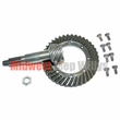 7) Ring & Pinion, 4.88 Ratio, Dana 23-2 Rear Axle & Dana 25 Front Axle (39 x 8 Teeth) Fits 1941-1945 MB, 1941-1945 Ford GPW