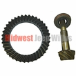 7) Ring & Pinion for Dana 44 w/ Tapered Axles, 4.27 Ratio, 47x11 Teeth, 10 Spline, 1949-1969 Jeep Models
