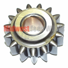 7) Transmission Reverse Idler Gear Fits 1946-71 Jeep & Willys with T-90 Transmission