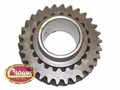 8) 1st Gear, fits 1967-75 Jeep CJ with T14A 3 Speed Transmission