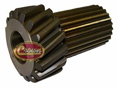 8) Reverse Idler Gear for 1980-84 Jeep CJ with T-176 & T-177 4 Speed Transmission   J8132399