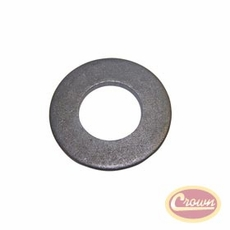 17) Output Shaft Washer, fits 1963-79 Jeep CJ, C-101 Jeepster, J-Series & Wagoneer with Dana 20 Transfer Case