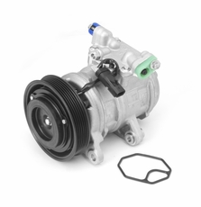 AC Compressor 4.0L, 99-04 Jeep Grand Cherokee WJ by Omix-ADA