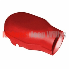 Air Cleaner Horn for 4-134 C.I. L-Head Engine, 1941-1953 Willys Jeep MB, GPW, CJ2A, CJ3A
