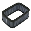 Air Filter Element, 2.5-Inch Tall, Replacement Air Filter fits Weber Carburetors
