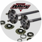 Alloy High Strength Rear Axle Kits