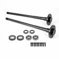 Alloy USA 30-spline Dana 44 Chromoly Rear Axle Shaft Kit fits 1997-2006 Jeep Wrangler without ABS