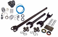 Alloy USA Front Axle Kit, 1987-95 Jeep Wrangler (YJ), 1984-91 Cherokee (XJ), Dana 30, 30-Spline Kit w/ARB Locker, 3.73 Ratio & up