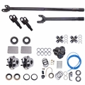 Alloy USA Front Axle Kit, 1987-95 Jeep Wrangler (YJ), 1984-91 Cherokee (XJ) , Dana 30 Grande 30/30-Spline Kit w/ ARB Locker (30-Spline Inners & Outers), 3.73 Ratio & up