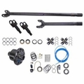 Alloy USA Front Axle Kit, 1997-06 Jeep Wrangler (TJ), 1992-01 Cherokee (XJ), Dana 30 Grande 30-Spline Kit w/ ARB Locker, 3.73 Ratio & up