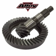 Alloy USA 3.73 Ratio Ring and Pinion Gear Set fits 2007-17 Jeep Wrangler and 2008-09 Liberty with Dana 30 Front Axle