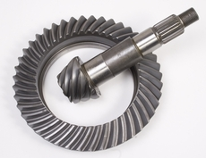 Alloy USA, Ring & Pinion, Dana 44 Front 5.38 Ratio, Jeep Wrangler JK 07-11