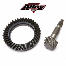 Alloy USA 4.88 Ratio Ring and Pinion Gear Set, fits 2003-06 Jeep Wrangler TJ Rubicon with Dana 44 Front and Rear Axles