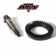 Alloy USA 4.10 Ratio Ring and Pinion Gear Set fits 1984-91 Jeep Cherokee and 1987-95 Wrangler with Dana 30 Front Axle