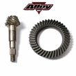Alloy USA 4.56 Ratio Ring and Pinion Gear Set, fits 1984-01 Jeep Cherokee XJ and 1987-06 Wrangler YJ, TJ with Dana 35 Rear Axle