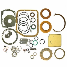 Automatic Transmission Rebuild Kit, 1993-04 6 Cyl Grand Cherokee, A-500 Type