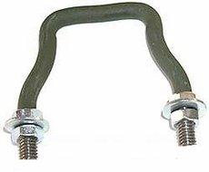 Axe Clamp, Front, 1950-1952 M38