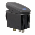 ( 1723503 ) Blue 2-Position Rocker Switch by Rugged Ridge