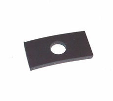 Body Mount Pad (each) 1941-53 Willys MB, CJ2A, CJ3A, M38
