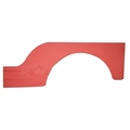 Replacement Left Side Body Panel fits 1941-1945 Willys Jeep MB & Ford GPW