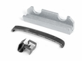 Brake Caliper Hardware Kit, fits 1976-1978 Jeep CJ w/ 6-Bolt Caliper Plate
