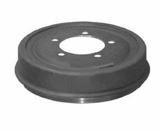 """Brake Drum 11"""" x 2"""" 1965-73 Front or Rear, (without flanged axle) Wagoneer and J-Series Truck"""