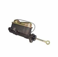Brake Master Cylinder, 1978-86 Jeep CJ without Power Brakes, with 2 Bolt Caliper