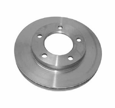 """Brake Rotor, fits 1977-78 Jeep CJ with 1-1/8"""" Thick Front Rotor"""