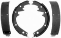 "Brake Shoe Set 11"" x 2"" (per axle) Fits 1965-73 Wagoneer and J-Series Truck"