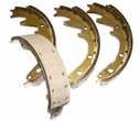 Brake Shoe Set with Riveted Linings for M151, M151A1 and M151A2, 11660466